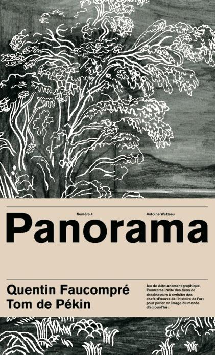 """PANORAMA 4 """"WATTEAU"""""""