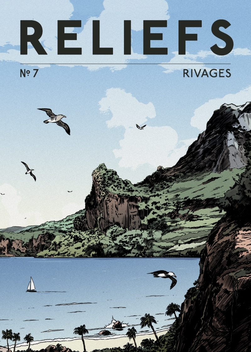 REVUE RELIEFS N 7 - RIVAGES