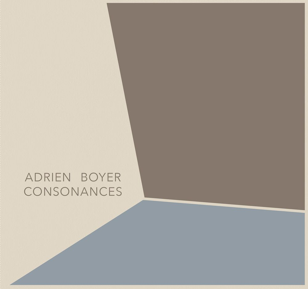 CONSONANCES #1 - ADRIEN BOYER