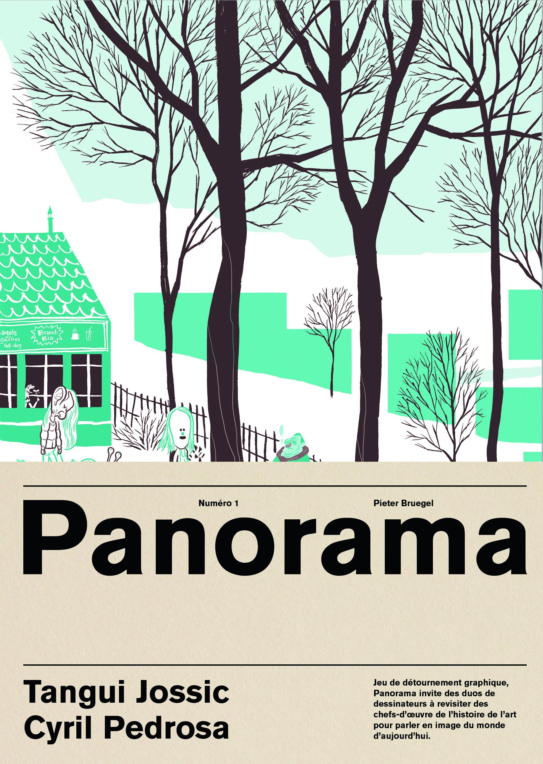 """PANORAMA 1 """"BRUEGEL"""""""