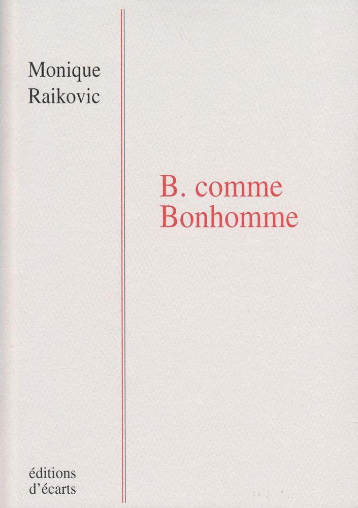 B. COMME BONHOMME