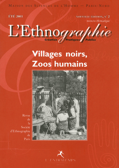 ETHNOGRAPHIE N 2 (CREATION )