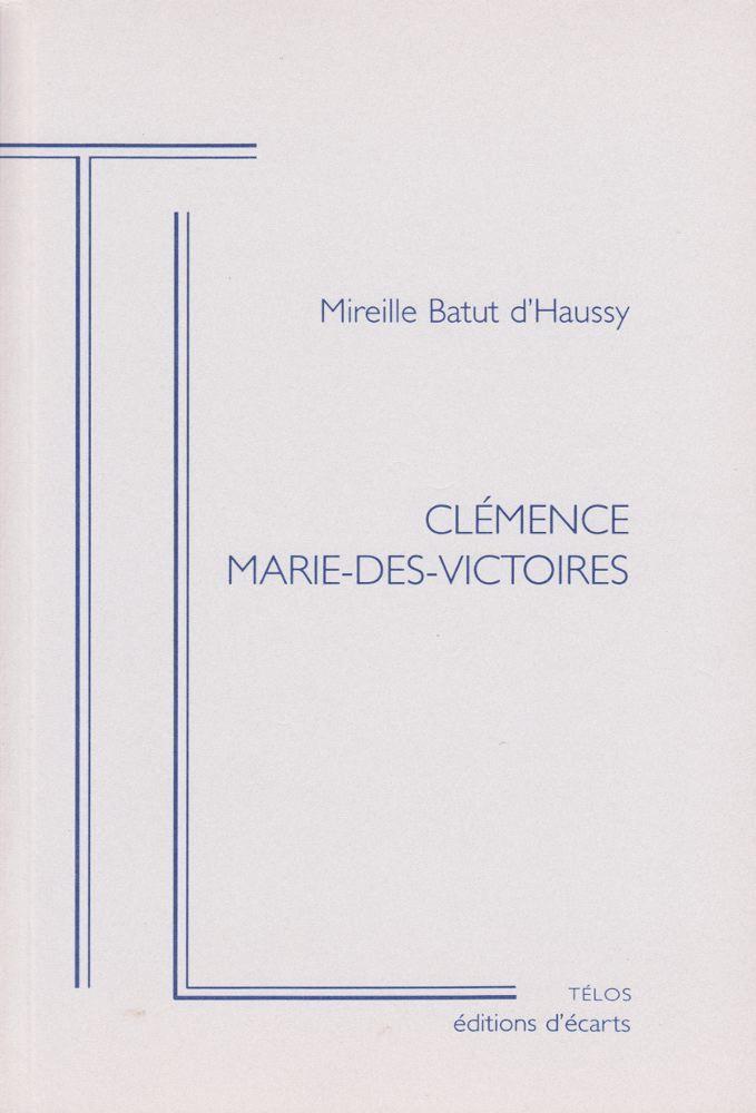 CLEMENCE MARIE-DES-VICTOIRES