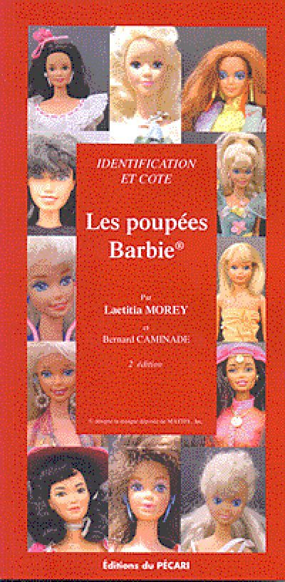 LES POUPEES BARBIE 2E EDITION