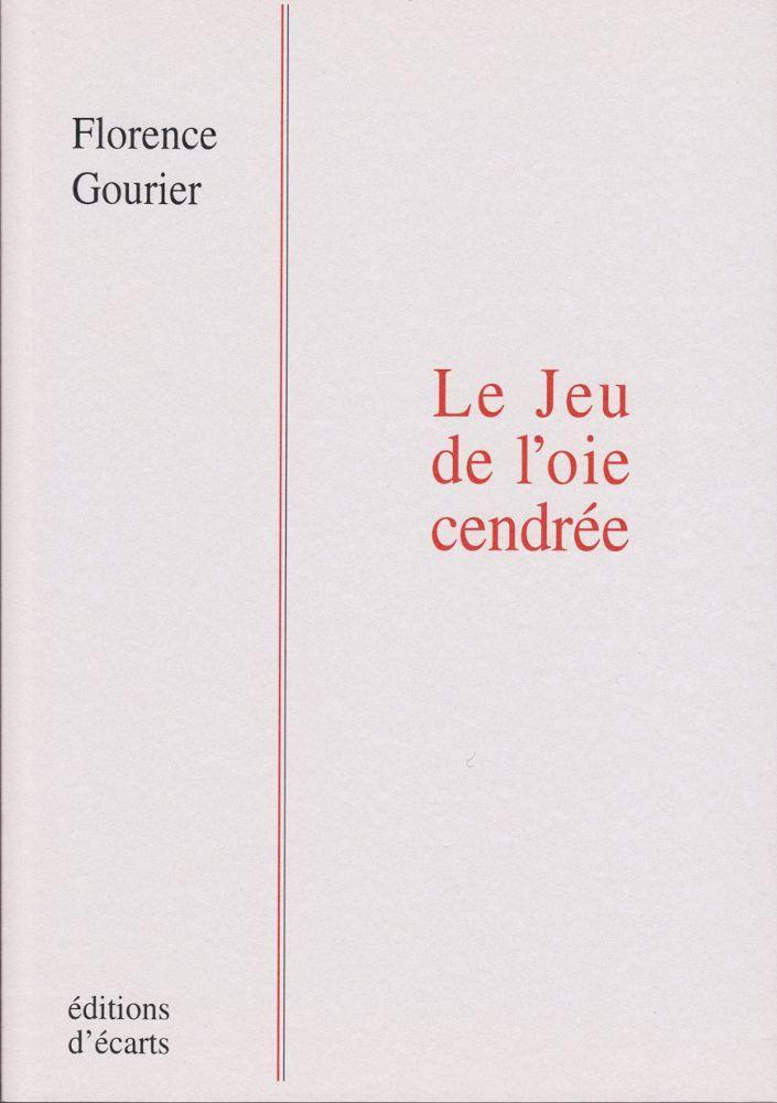 LE JEU DE L'OIE CENDREE