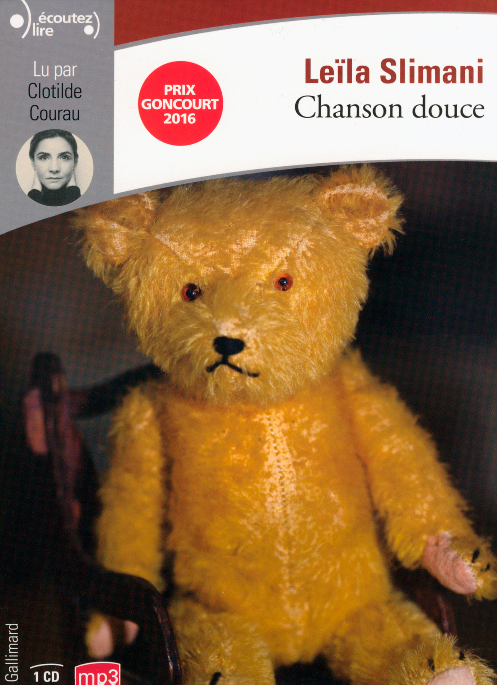 CHANSON DOUCE CD