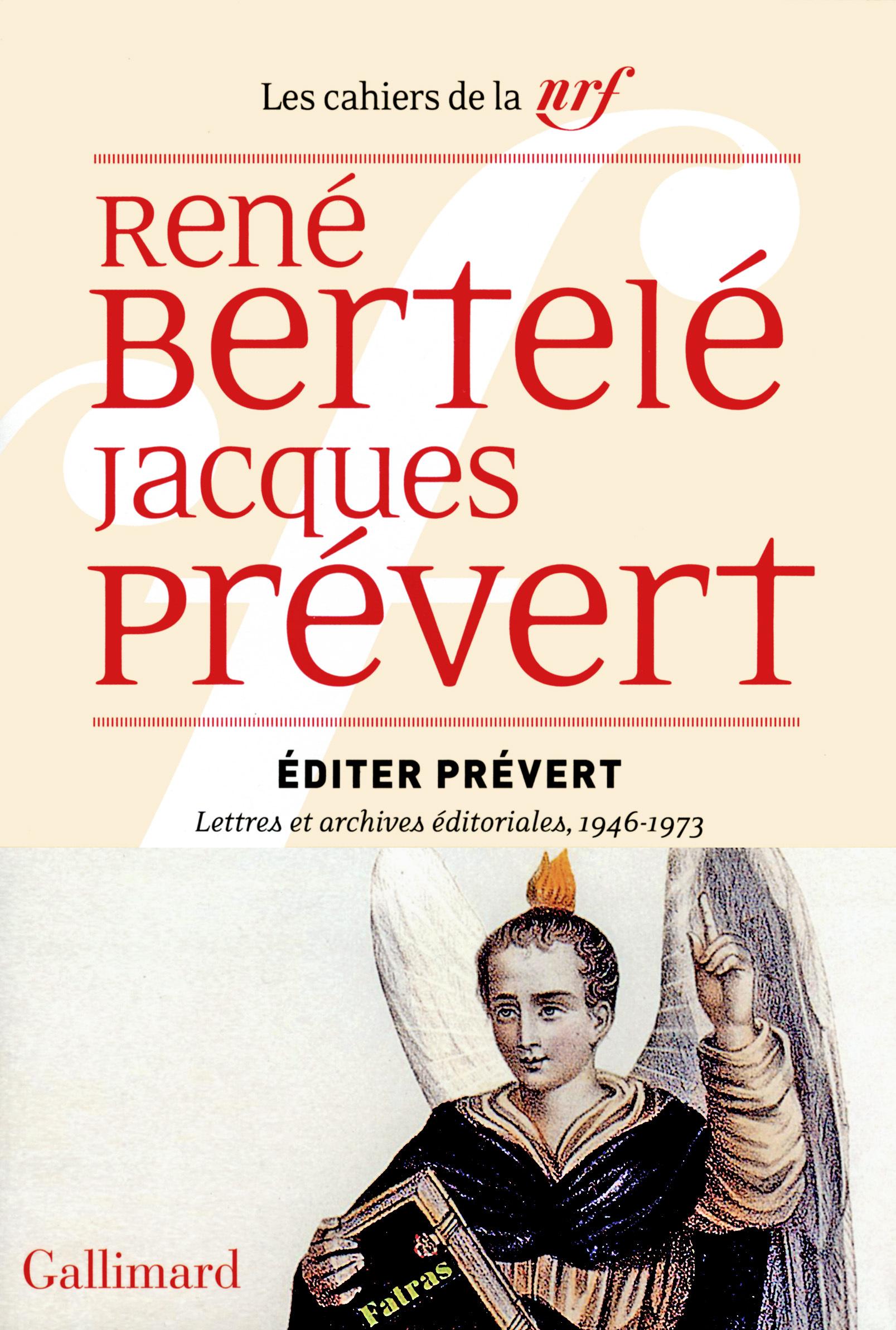 EDITER PREVERT