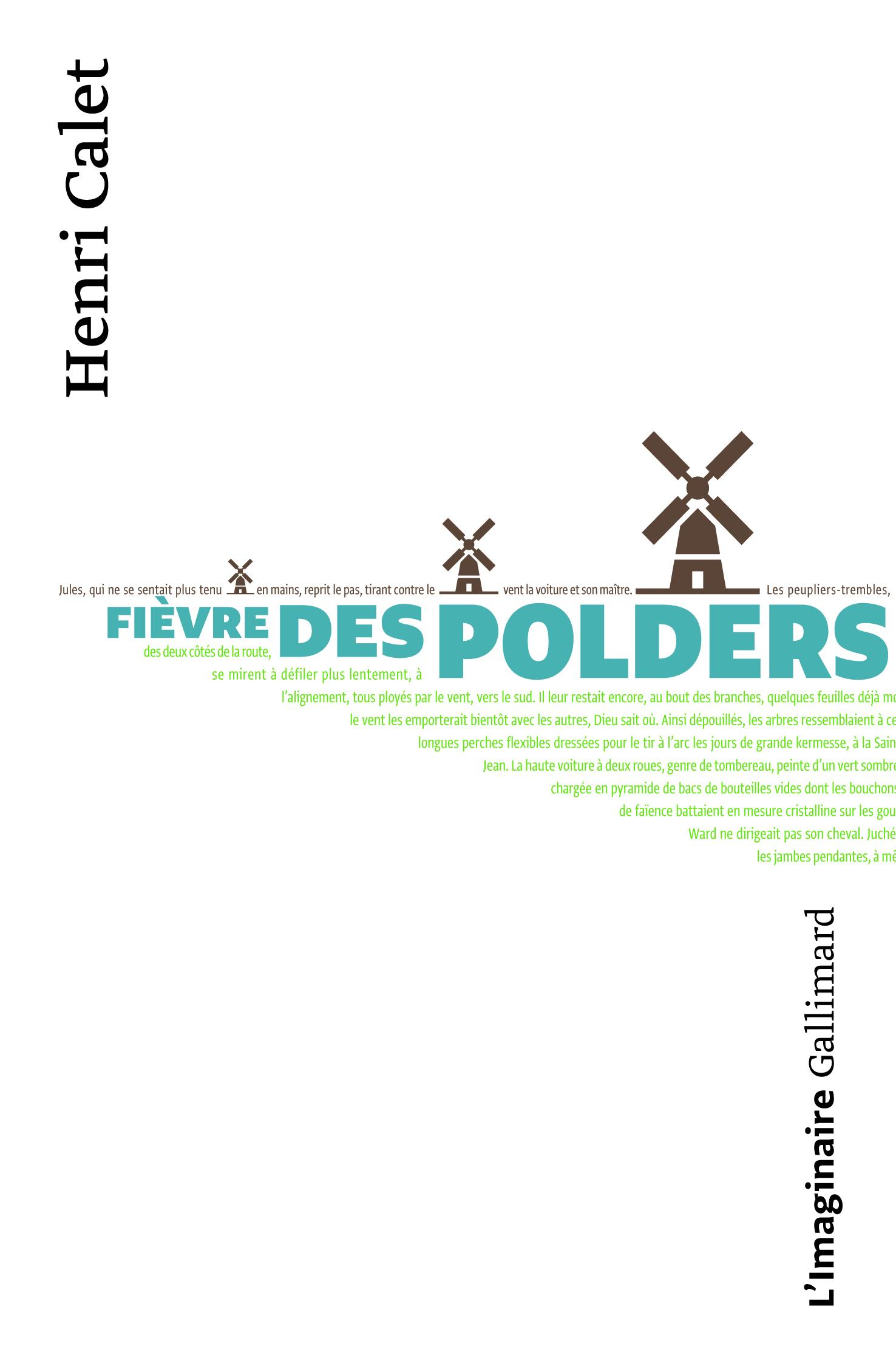 FIEVRE DES POLDERS