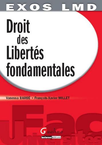EXO LMD. DROIT DES LIBERTES FONDAMENTALES