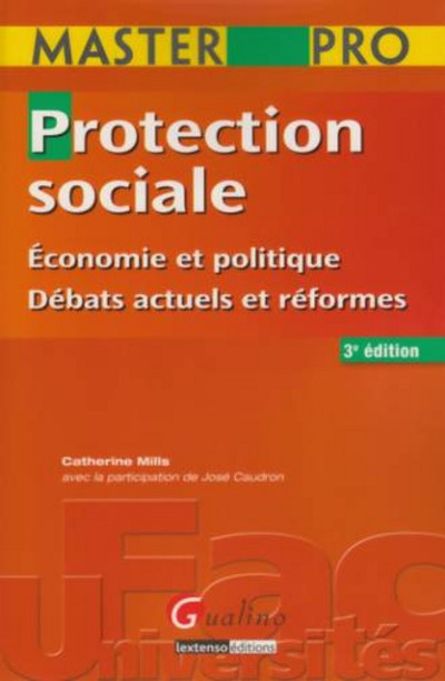 MASTER PRO - PROTECTION SOCIALE - 3EME EDITION