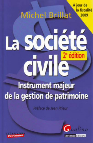 SOCIETE CIVILE. 2EME EDITION (LA)