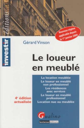 LE LOUEUR EN MEUBLE- 4 EME EDITION