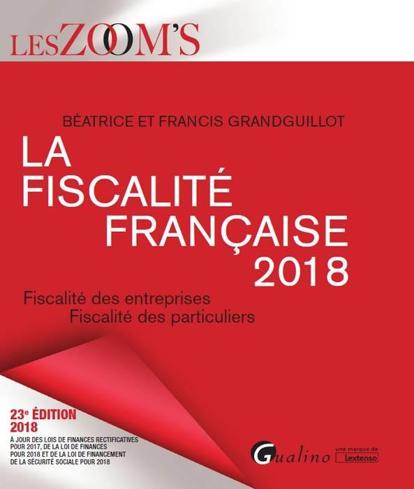 LA FISCALITE FRANCAISE 23EME EDITION