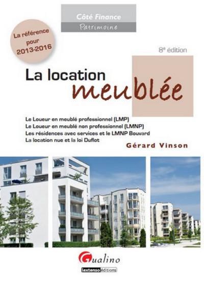 LA LOCATION MEUBLEE - 8EME EDITION