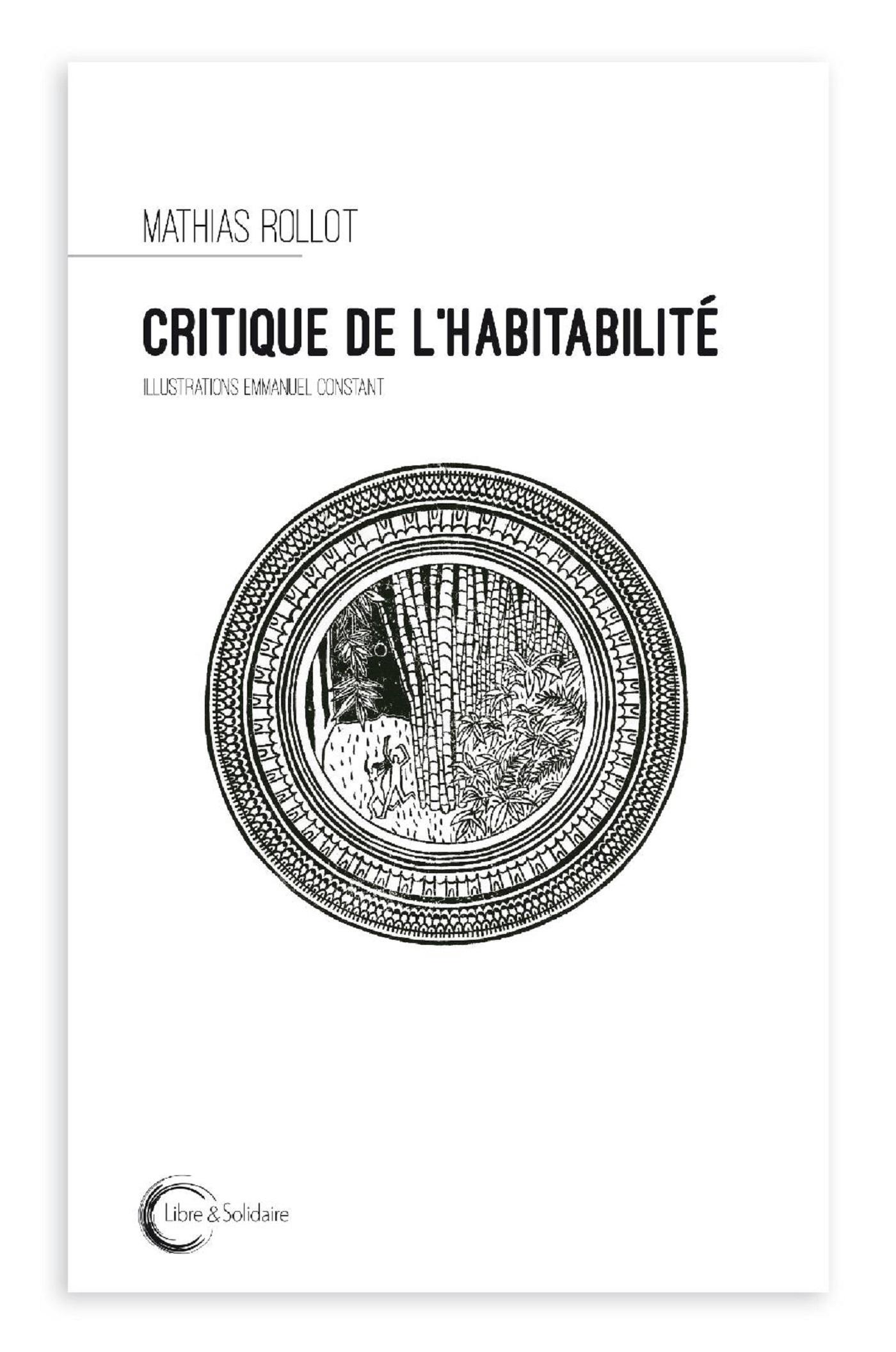 CRITIQUE DE L'HABITABILITE