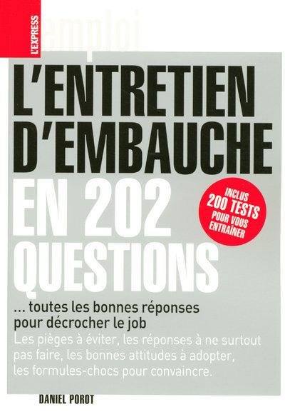 ENTRETIEN D EMBAUCHE 202 QUEST