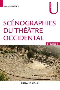 SCENOGRAPHIES DU THEATRE OCCIDENTAL - 3E ED.