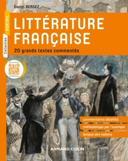 LITTERATURE FRANCAISE - 20 GRANDS TEXTES COMMENTES