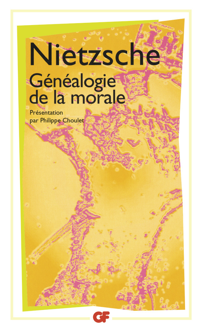GENEALOGIE DE LA MORALE