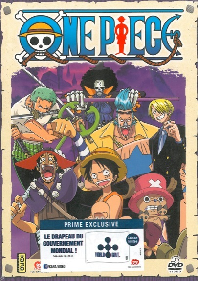 ONE PIECE:TRHILLER BARK VOL 3