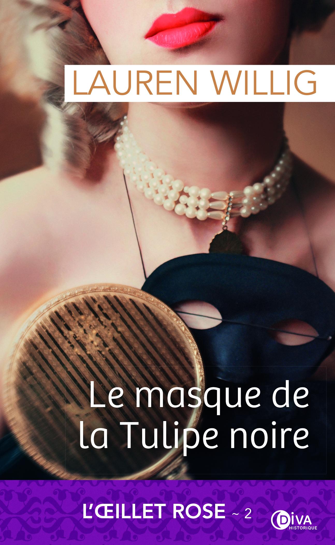 MASQUE DE LA TULIPE NOIRE (LE)