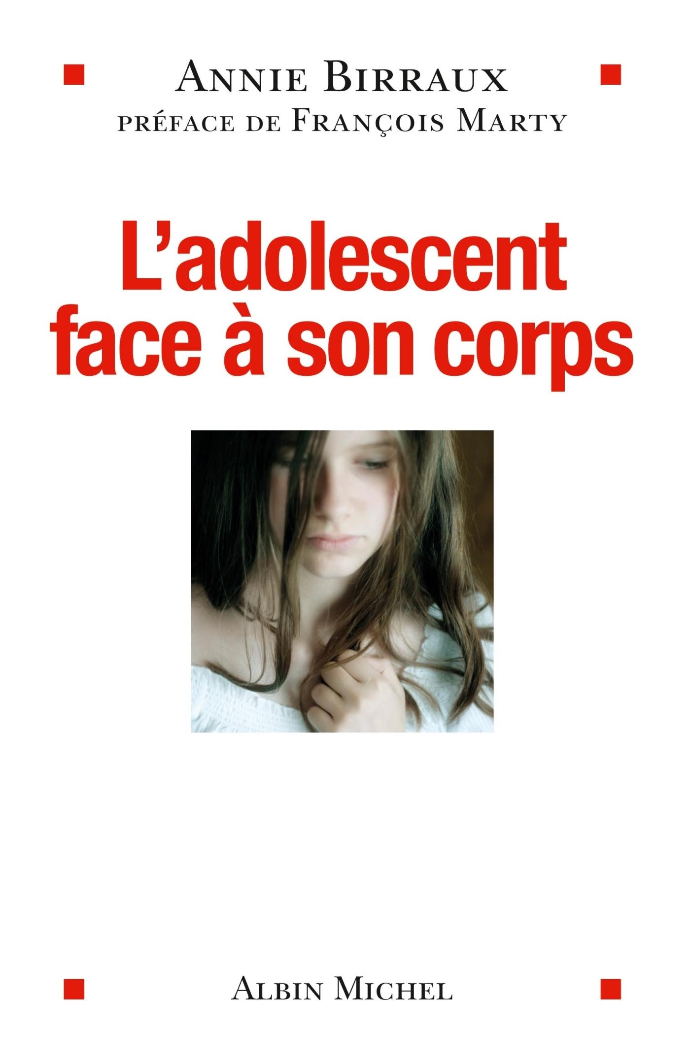 L'ADOLESCENT FACE A SON CORPS