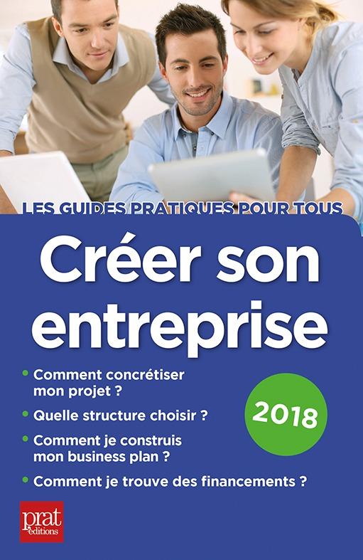 CREER SON ENTREPRISE 2018