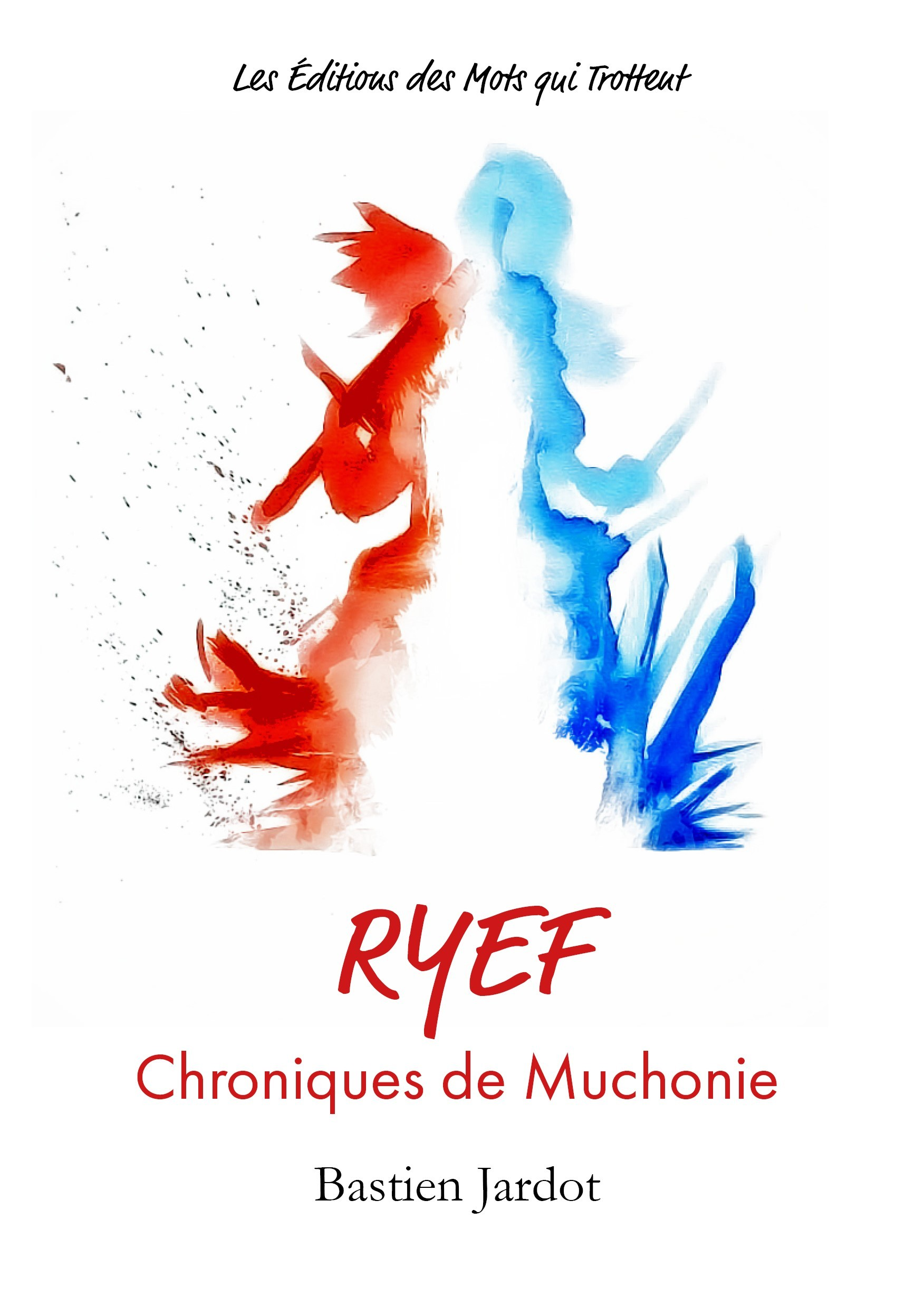 RYEF - CHRONIQUES DE MUCHONIE