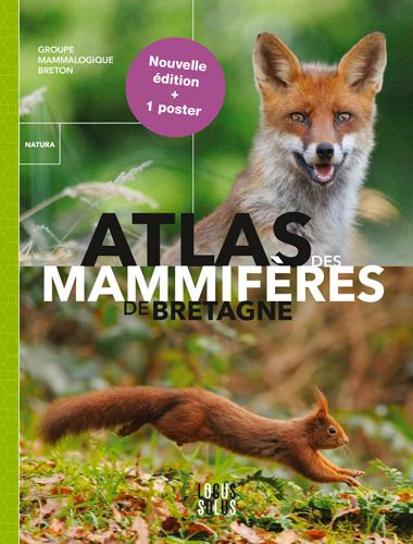 ATLAS DES MAMMIFERES DE BRETAGNE