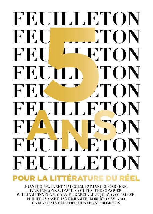 FEUILLETON 18