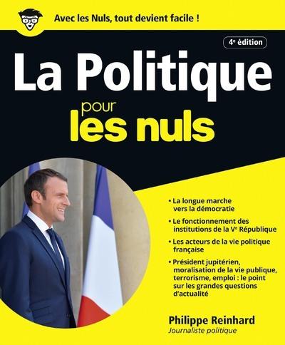 LA POLITIQUE POUR LES NULS, 4E