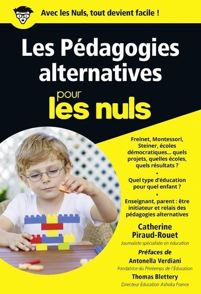 LES PEDAGOGIES ALTERNATIVES POCHE POUR LES NULS