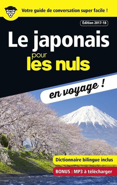 LE JAPONAIS POUR LES NULS EN VOYAGE ! EDITION 2017-18