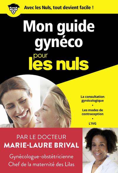MON GUIDE GYNECO POCHE POUR LES NULS