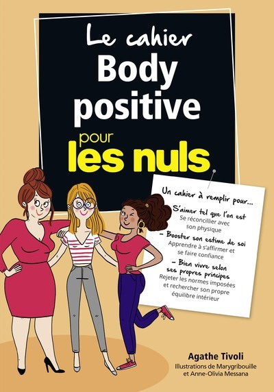 LE CAHIER BODY POSITIVE POUR LES NULS