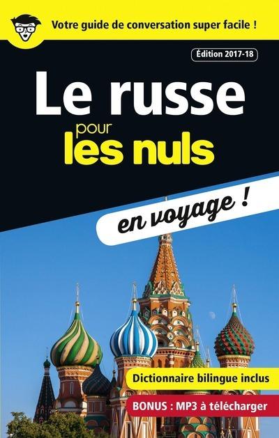 LE RUSSE POUR LES NULS EN VOYAGE ! EDITION 2017-18