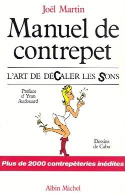 MANUEL DE CONTREPET