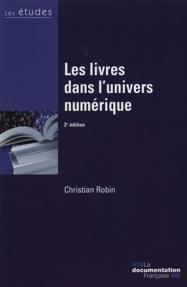 LES LIVRES DANS L'UNIVERS NUMERIQUE-ETUDES 5424-25