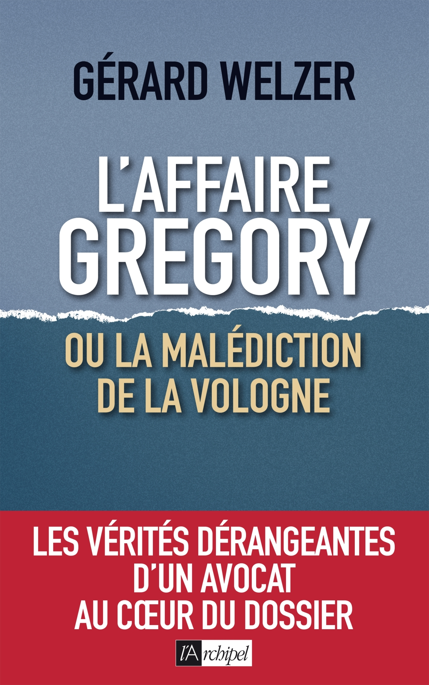 L'AFFAIRE GREGORY