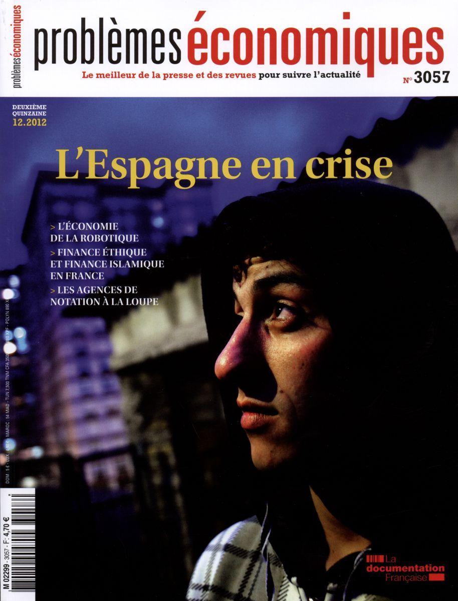 L'ESPAGNE EN CRISE N 3057