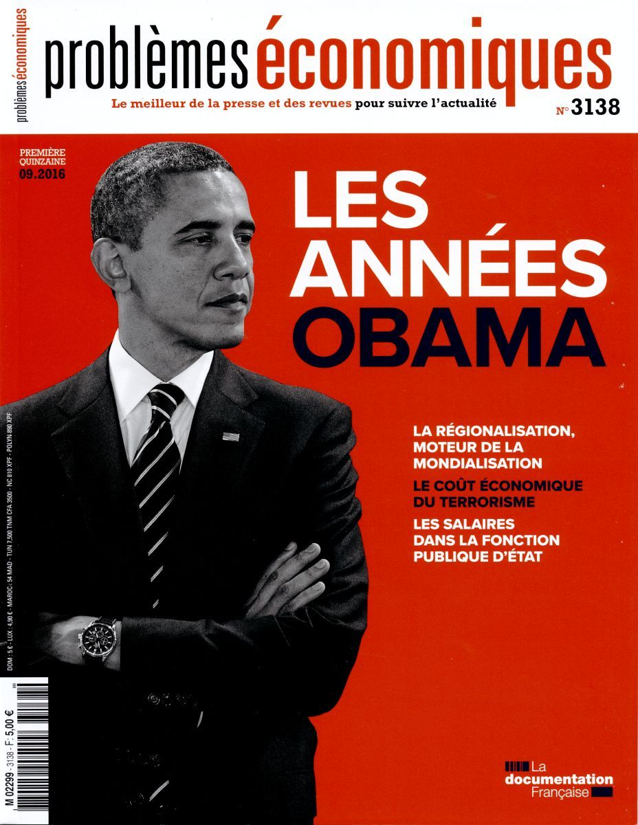 LES ANNEES OBAMA PE 3138