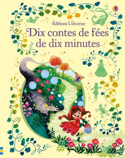 DIX CONTES DE FEES DE DIX MINUTES