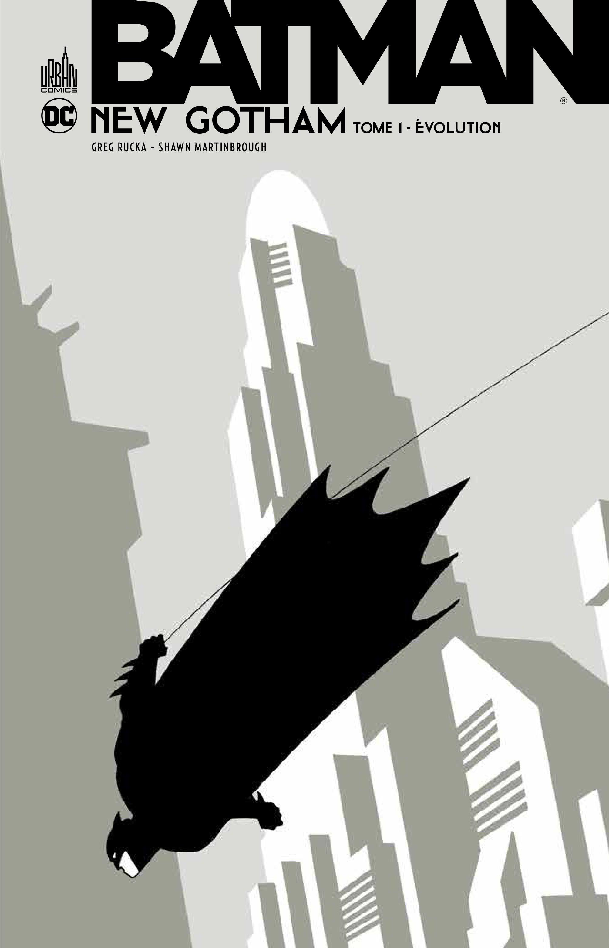 BATMAN NEW GOTHAM TOME 1