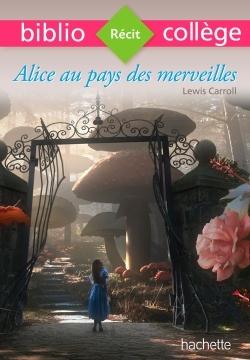 BIBLIOCOLLEGE - ALICE AU PAYS DES MERVEILLES - N  74