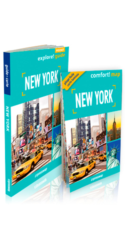 NEW YORK (POCKET EXPLORE! GUIDE (2EN1)