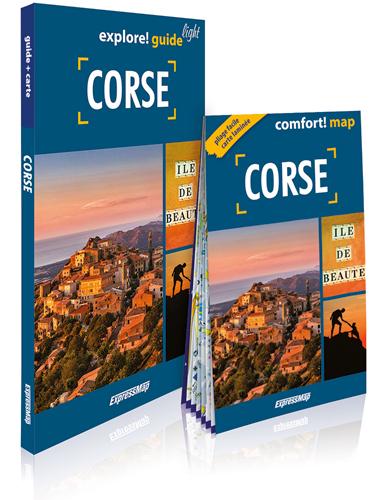 CORSE (EXPLORE! GUIDE LIGHT)