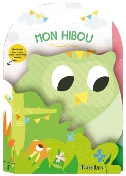 MON HIBOU - TISSU