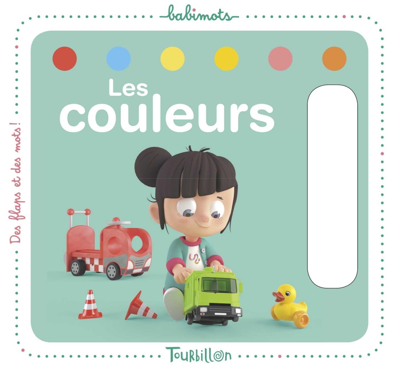 LES COULEURS - BABIMOTS