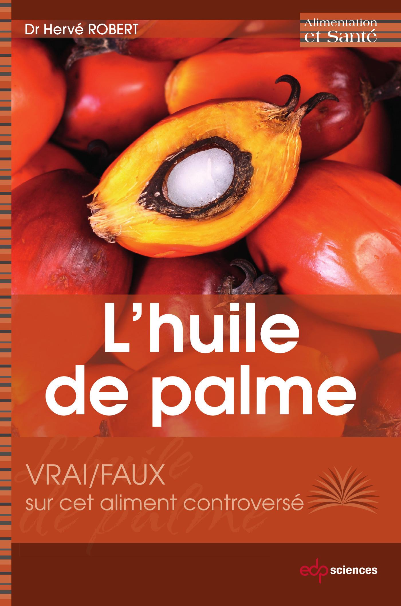 HUILE DE PALME (L')