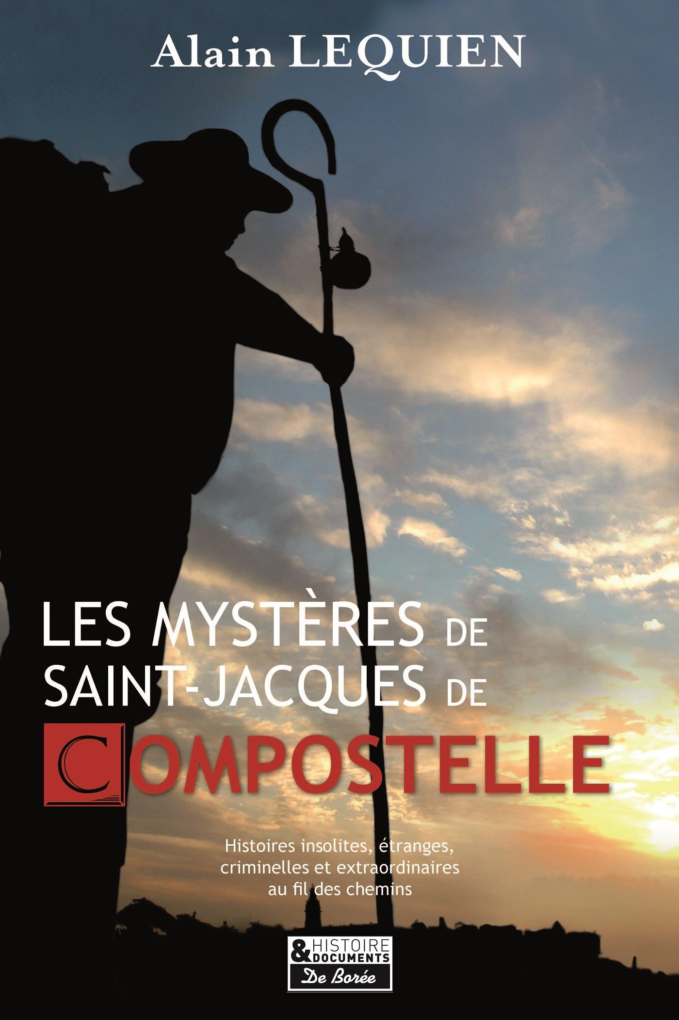 MYSTERES DE SAINT-JACQUES DE COMPOSTELLE (LES)